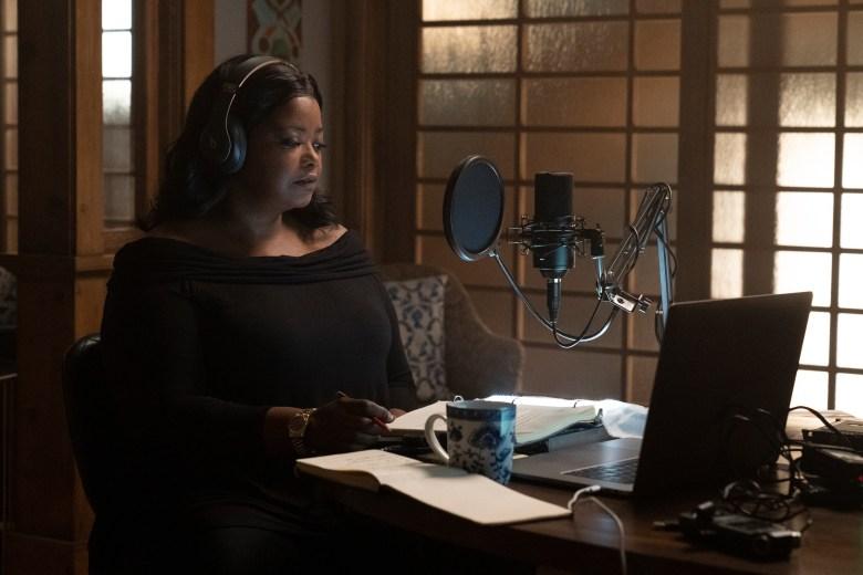 Octavia Spencer in 'Truth Be Told'