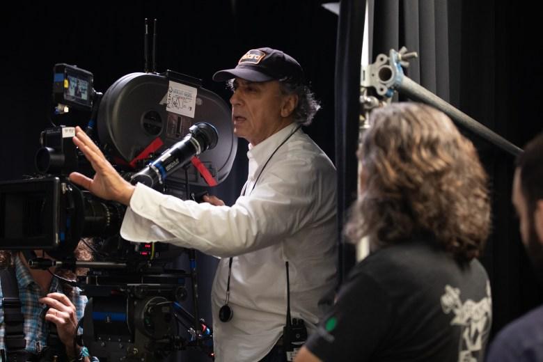 """Uncut Gems"" Cinematographer Darius Khondji"