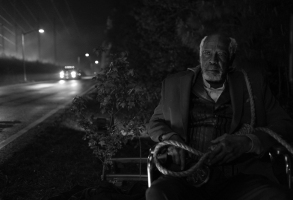 Watchmen Episode 6 Louis Gossett Jr. HBO