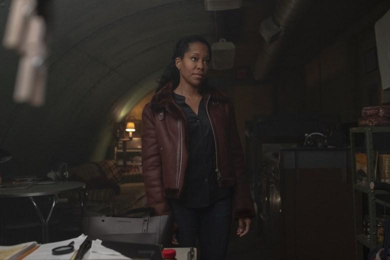 Watchmen Episode 4Regina King HBO