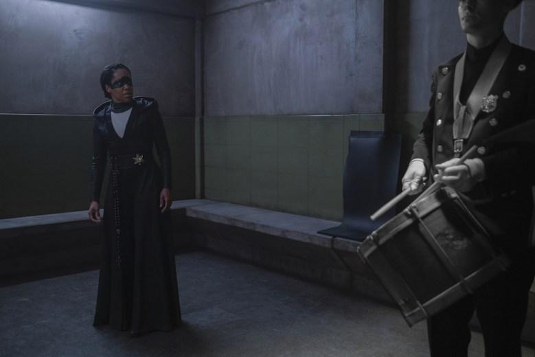 Watchmen Regina King Episode 6 what the fuck