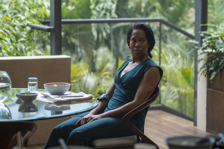 Watchmen Episode 7 Regina King HBO