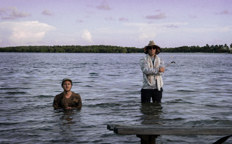 """Waves"" Cinematographer Drew Daniels and director Trey Edward Shults"