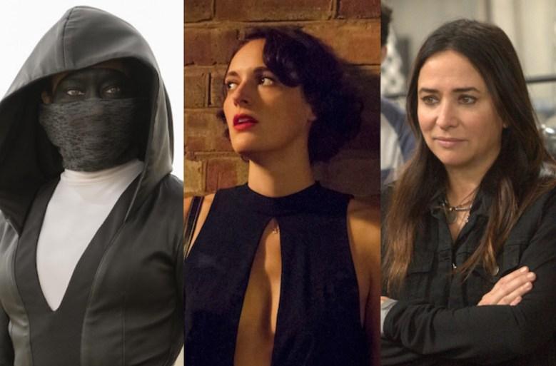 Watchmen, Fleabag, Better Things