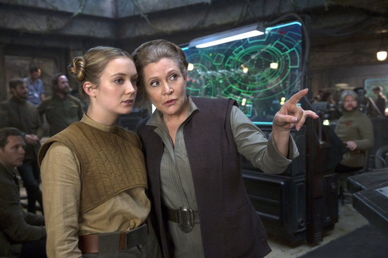 Billie Lourd Remembers Carrie Fisher and How 'Rise of Skywalker' Was Going to Be Leia's Movie