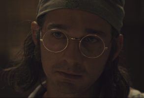 Shia LaBeouf in HONEY BOYCourtesy of Amazon Studios