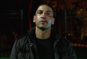 "Jon Bernthal, ""The Punisher"""