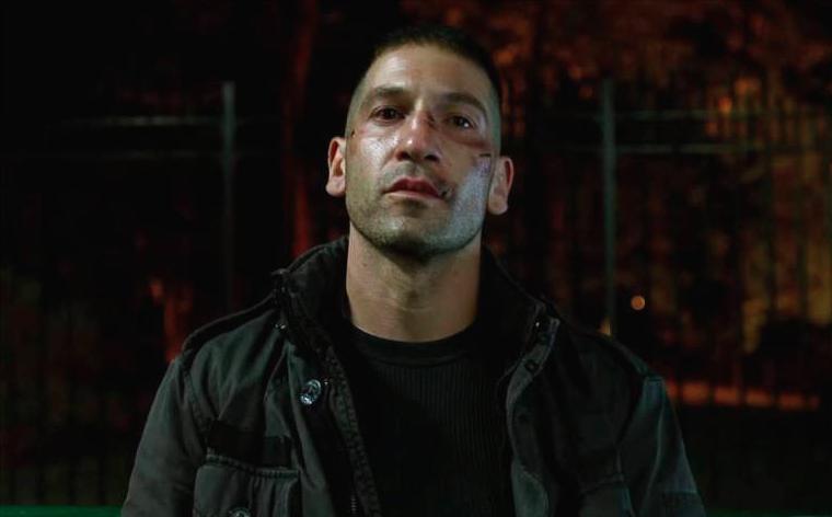 "Jon Bernthal, ""The Punisher"""