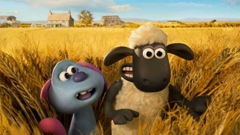 Image result for a shaun the sheep movie farmageddon