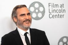 """Joaquin Phoenix attends the """"Joker"""" premiere at Alice Tully Hall during the 57th New York Film Festival, in New York2019 NYFF - """"Joker"""" Premiere, New York, USA - 02 Oct 2019"""