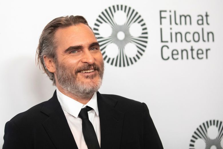 "Joaquin Phoenix attends the ""Joker"" premiere at Alice Tully Hall during the 57th New York Film Festival, in New York2019 NYFF - ""Joker"" Premiere, New York, USA - 02 Oct 2019"
