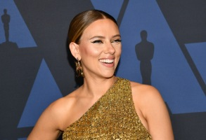 Scarlett JohanssonGovernors Awards, Arrivals, Dolby Theatre, Los Angeles, USA - 27 Oct 2019