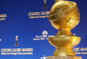 Golden Globe Statue 70th Annual Golden Globe Awards Nominations, Los Angeles, America - 13 Dec 2012
