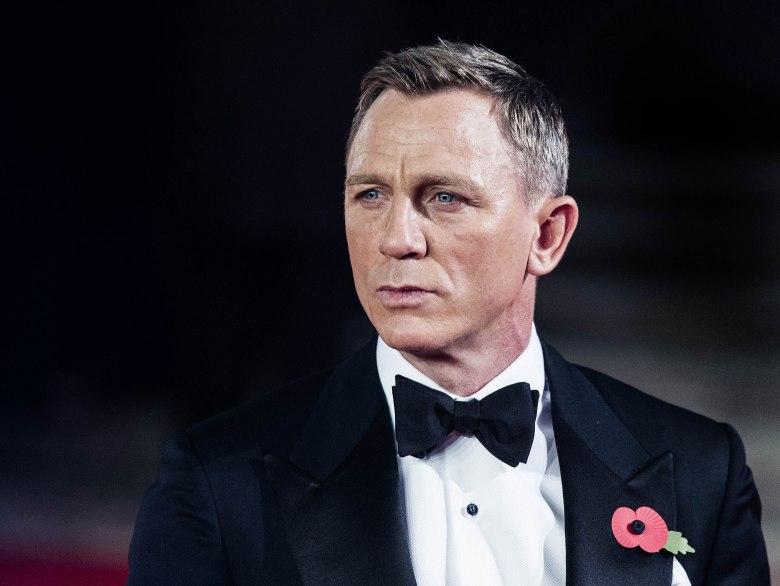 Daniel CraigJames Bond 'Spectre' CTBF film premiere, Royal Albert Hall, London, Britain - 26 Oct 2015