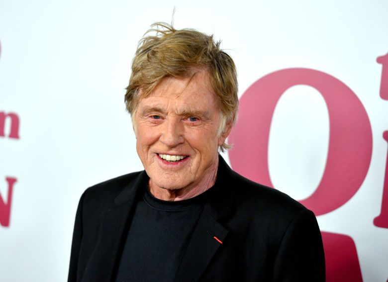 Robert Redford'The Old Man & the Gun' film premiere, Arrivals, New York, USA - 20 Sep 2018