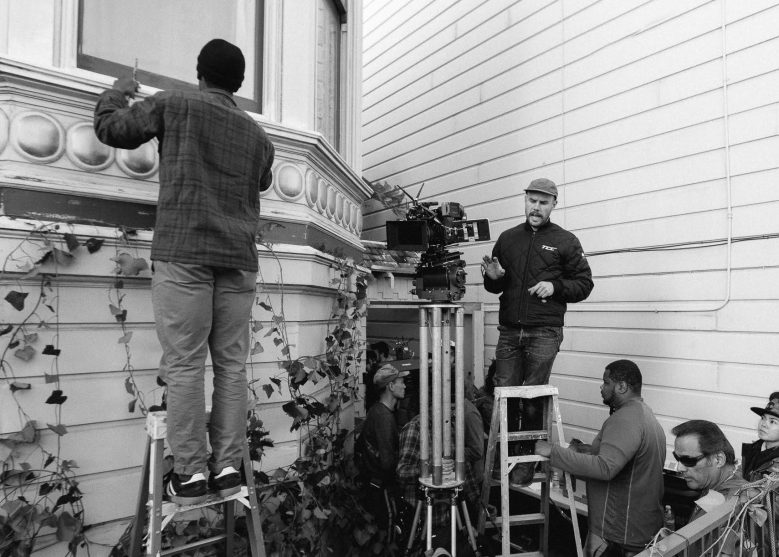 "DP Adam Newport-Berra shooting ""Last Black Man in San Francisco"""