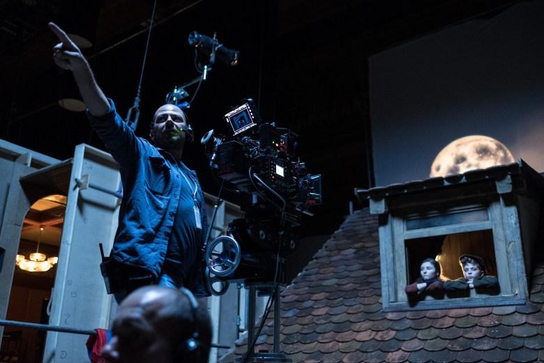 """Jojo Rabbit"" Cinematographer Mihai Malaimare Jr."