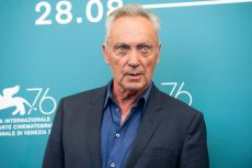 Udo Kier poses for photographers at the photo call for the film 'The Painted Bird' at the 76th edition of the Venice Film Festival in Venice, ItalyFilm Festival 2019 The Painted Bird Photo Call, Venice, Italy - 03 Sep 2019