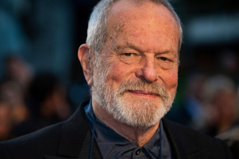 Terry Gilliam poses for photographers upon arrival at the premiere of the film 'The Irishman' as part of the London Film Festival, in central LondonLFF The Irishman, London, United Kingdom - 11 Oct 2019