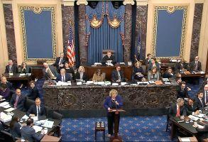 Trump Impeachment, Washington, D.C., USA - 03 Feb 2020