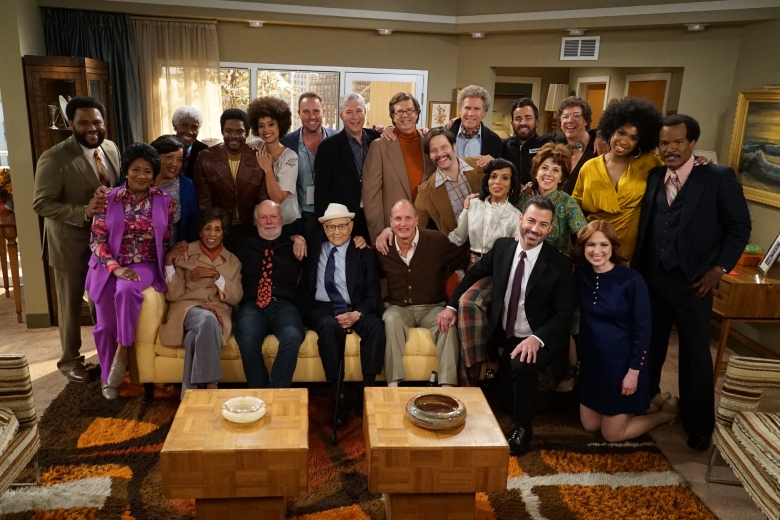 """Live in Front of a Studio Audience: Norman Lear's 'All in the Family' and 'The Jeffersons'"""