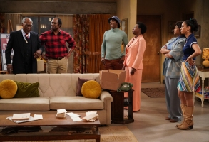 """""""Live in Front of a Studio Audience: Norman Lear's 'All in the Family' and 'Good Times'"""""""
