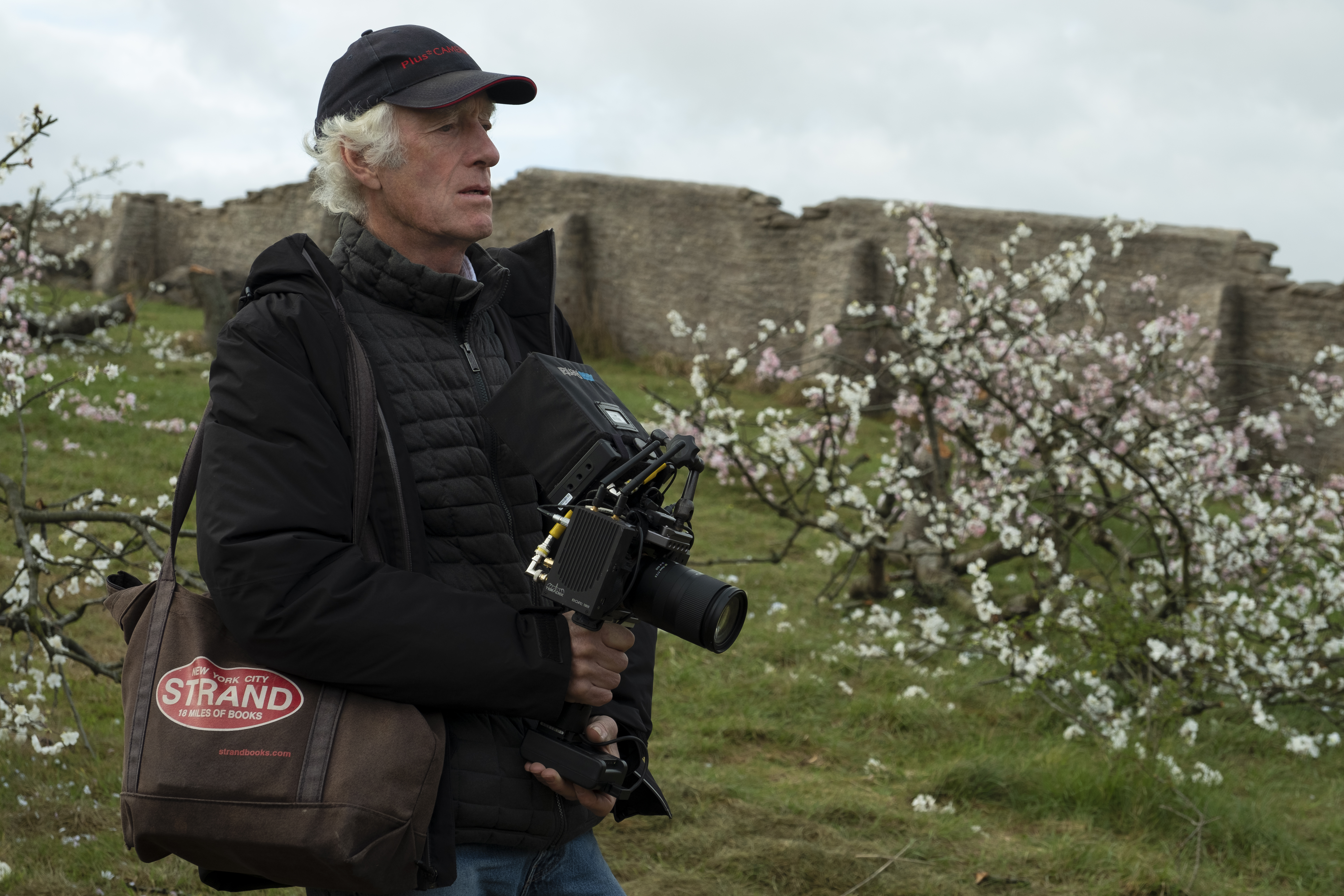 Influencers: Already Legendary, Roger Deakins Breaks New Ground