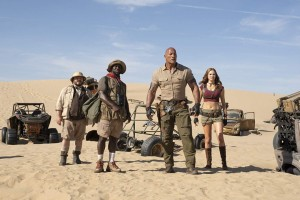 With 'Jumanji: The Next Level,' the Final Box-Office Charge of 2019 Begins