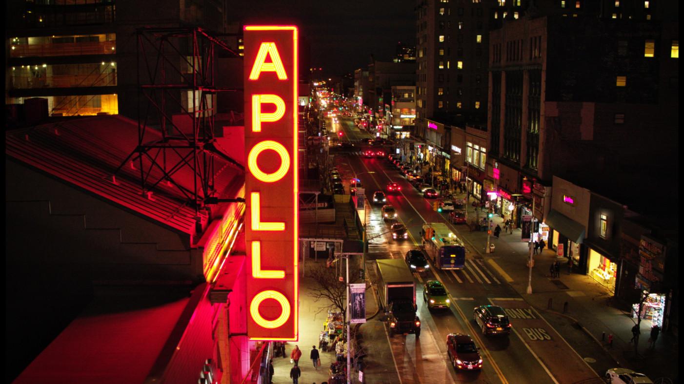 The Apollo HBO Apollo Theater