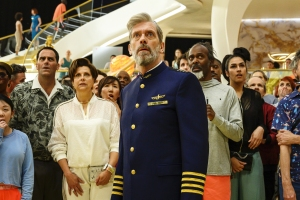 'Avenue 5' Review: Hugh Laurie Steers HBO's Chaotic Space Odyssey Through a Rocky Start