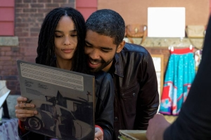 'High Fidelity': Zoe Kravitz Personally Called Colleen Atwood About Costumes for the Hulu Update