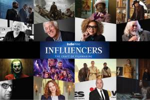 Announcing IndieWire Influencers: The Craft of Filmmaking