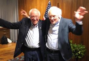 James Adomian Bernie Sanders