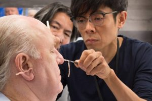 Influencers: Prosthetic Makeup Artist Kazu Hiro Is a Magician Who Transforms Actors