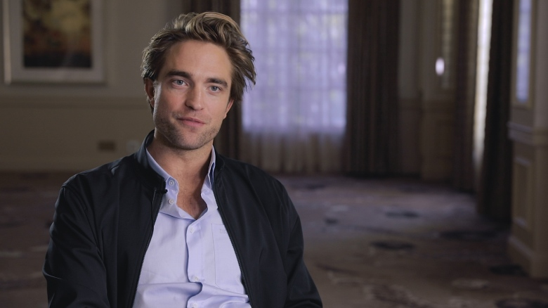 Robert Pattinson Embraced the Dangerous Physicality