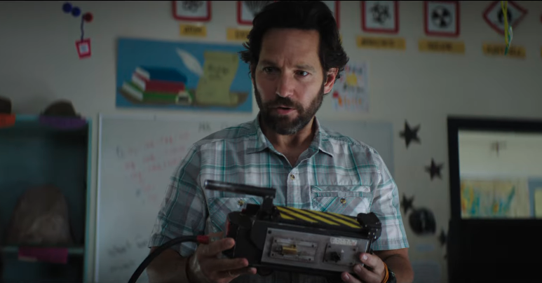 'Ghostbusters: Afterlife' Trailer: Paul Rudd Faces Supernatural Threats in Jason Reitman's Sequel