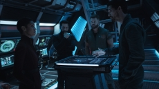 The Expanse Season 4 Rocinante Crew