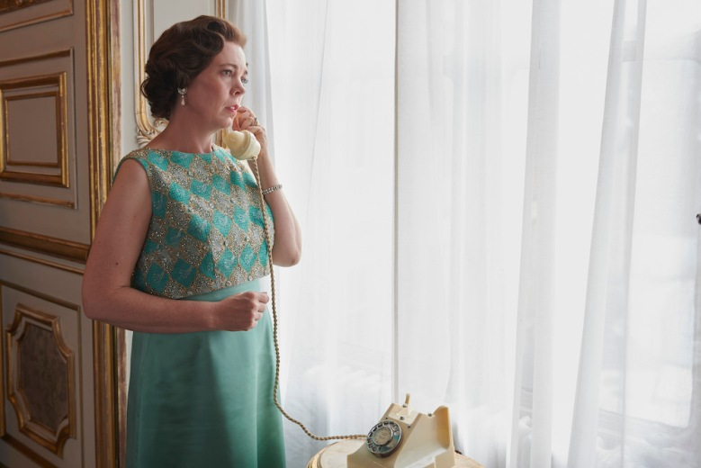 The Crown Olivia Colman Season 3 Netflix