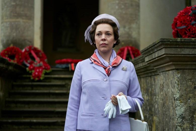 The Crown Olivia Colman Season 3 Netflix