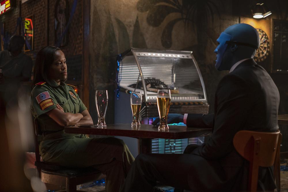Watchmen Episode 8 Dr Manhattan Regina King Yahya Abdul Mateen II