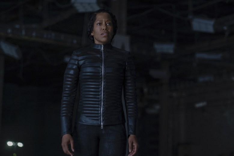 Watchmen Finale Episode 9 Regina King