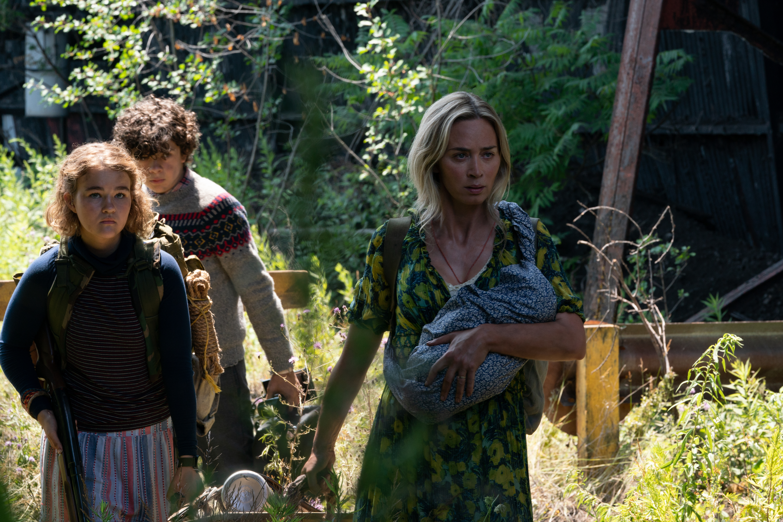 'A Quiet Place Part II' First Trailer: John Krasinski Returns With Unnerving Horror Sequel