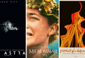 """Ad Astra,"" ""Midsommar,"" ""Portrait of a Lady on Fire"""