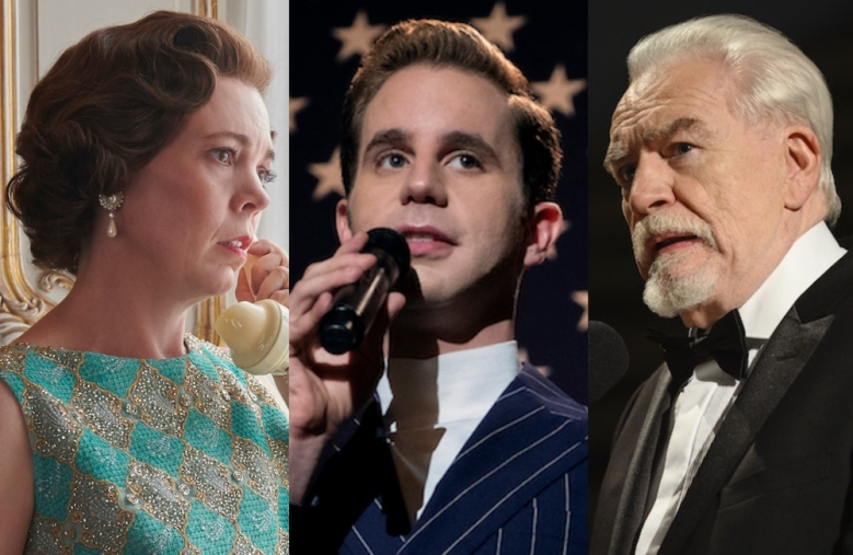 """The Crown,"" ""The Politician,"" and ""Succession"" Golden Globes 2020 Predictions TV"