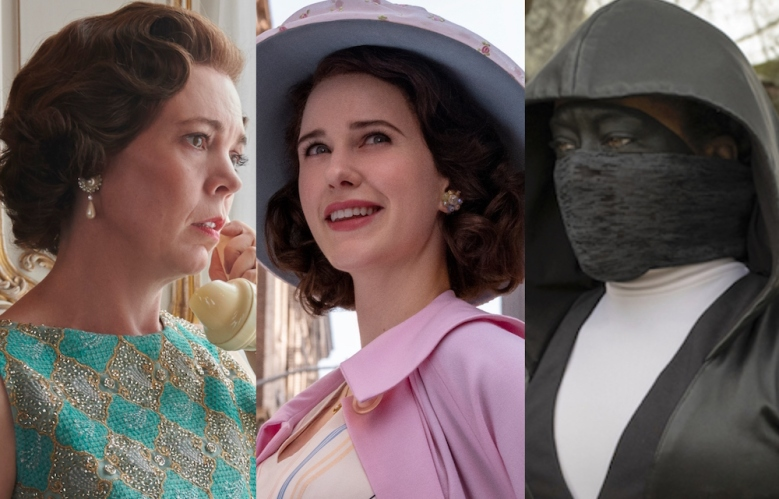"""""""The Crown,"""" """"The Marvelous Mrs. Maisel,"""" and """"Watchmen"""""""