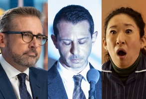 "SAG Awards Snubs 2020 Nominations TV ""The Morning Show,"" ""Succession,"" ""Killing Eve"""