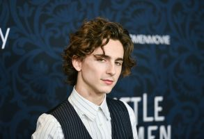 Timothée Chalamet'Little Women' film premiere, Arrivals, The Museum of Modern Art, New York, USA - 07 Dec 2019
