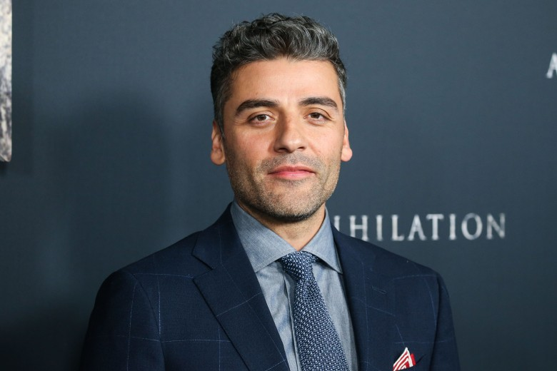 Oscar Isaac'Annihilation' film premiere, Arrivals, Los Angeles, USA - 13 Feb 2018