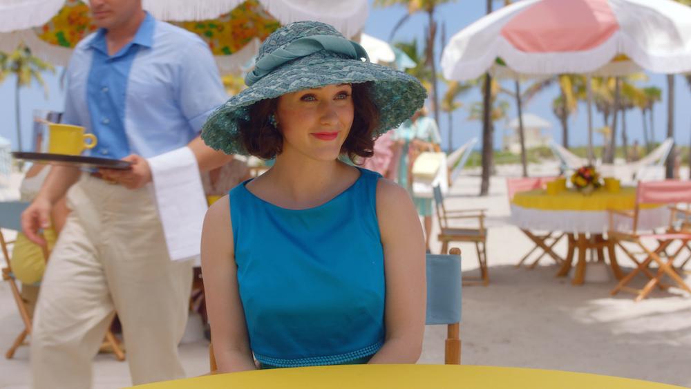 """The Marvelous Mrs. Maisel"" Rachel Brosnahan Season 3"