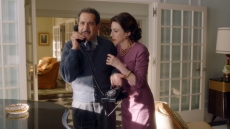 The Marvelous Mrs Maisel Season 3 Tony Shaloub Marin Hinkle